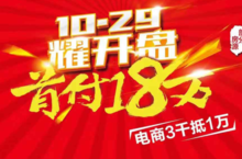 """西宁碧桂园10月29日"""" 耀""""开盘了!"""
